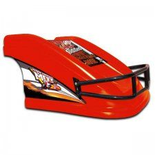 Five Star MD3 Modified Nose - Red