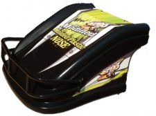 Five Star MD3 Modified Nose - Black