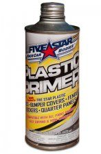Five Star Plastic Primer: 12 oz. Spray Can