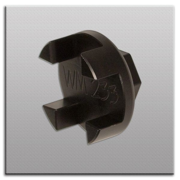Wehrs Machine Fuel Barrel Socket