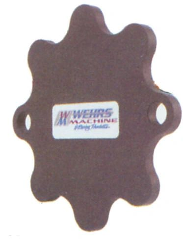 Wehrs Machine Wide 5 Dust Cover - WM21