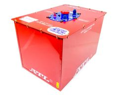 ATL Dirt Late Model Sport Fuel Cell - 26 Gallon - Red Can