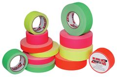 Neon Dull Finish / Gaffers Tape 2' X 150'