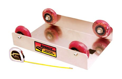 Longacre Tire Roll Out Fixture