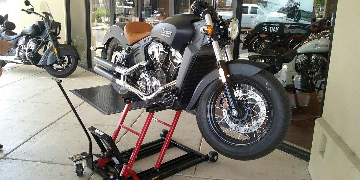 Pitbull Motorcycle Lifts