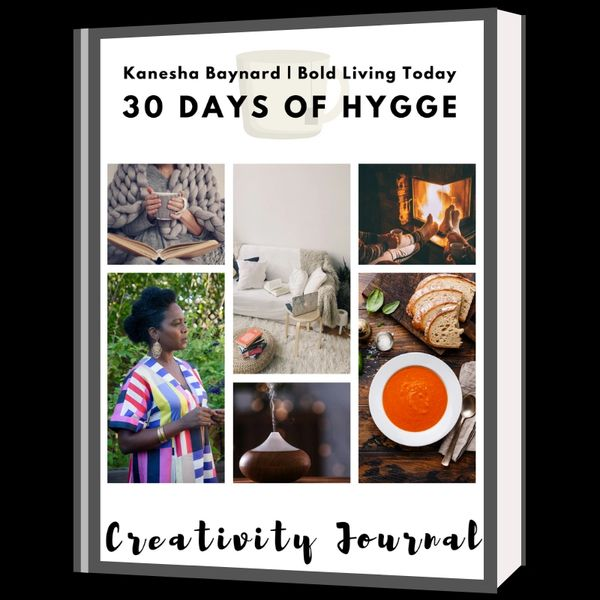 30 Days of Hyggё - A Creativity Journal (downloadable eBook)