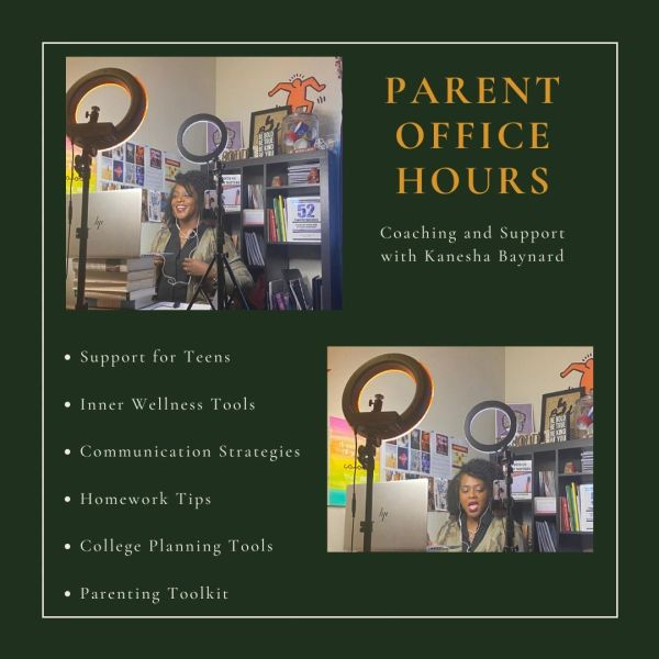 Parent Office Hours - Coaching Sessions