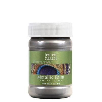 MODERN MASTERS PLATINUM METALLIC 6OZ ME59106