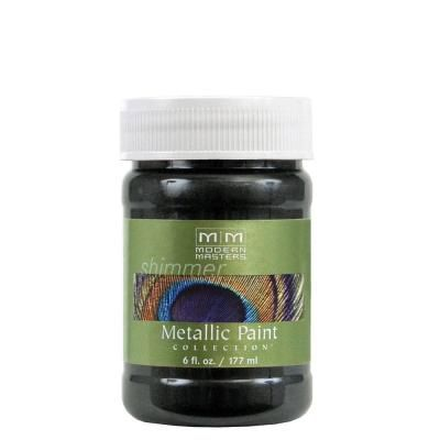 MODERN MASTERS BLACK PEARL METALLIC 6OZ ME70006