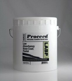 GOLDEN PROCEED LOW ABSORBENCY BASE COAT PASTEL BASE GALLON
