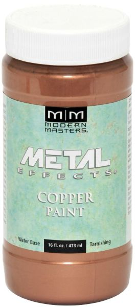 MODERN MASTERS COPPER REACTIVE METALLIC 16OZ ME14916