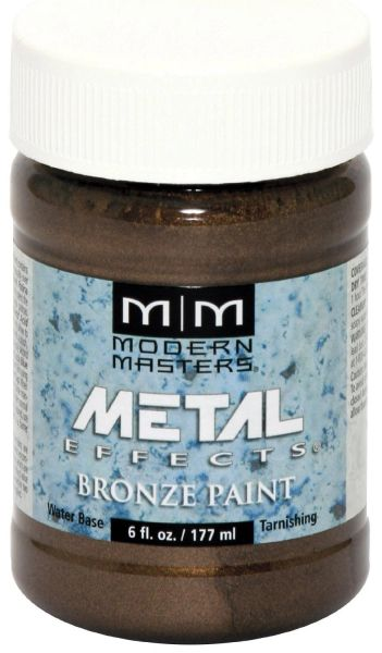 MODERN MASTERS BRONZE REACTIVE METALLIC 6OZ ME39606