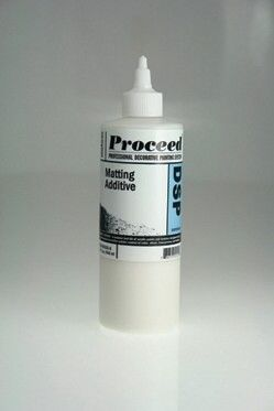 GOLDEN PROCEED MATTING ADDITIVE 16OZ