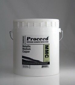 GOLDEN PROCEED METALLIC MEDIUM COPPER GALLON