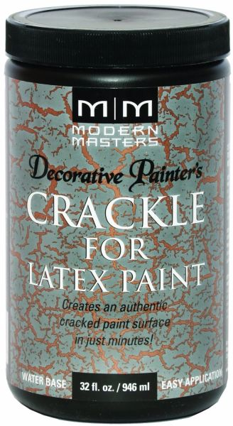 MODERN MASTERS CRACKLE FOR LATEX PAINT QT DP60132