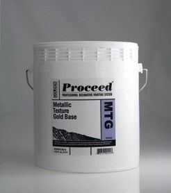 GOLDEN PROCEED METALLIC TEXTURE GOLD BASE GALLON