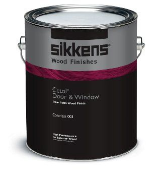 SIKKENS PROLUXE CETOL DOOR & WINDOW GLOSS CLEAR GALLON