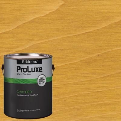 SIKKENS PROLUXE CETOL SRD 072 BUTTERNUT EXTERIOR STAIN GALLON