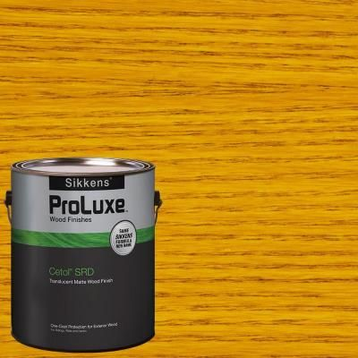 SIKKENS PROLUXE CETOL SRD 078 NATURAL EXTERIOR STAIN GALLON