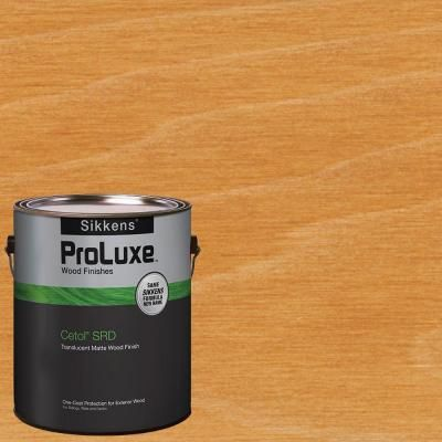 SIKKENS PROLUXE CETOL SRD 077 CEDAR EXTERIOR STAIN GALLON