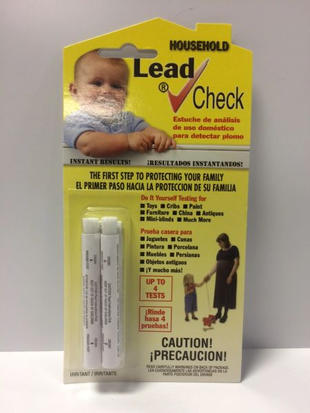 HOMAX LEAD CHECK SWAB 05250