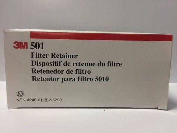 3M 501 FILTER RETAINER