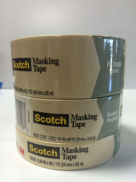 3m masking tape 2020