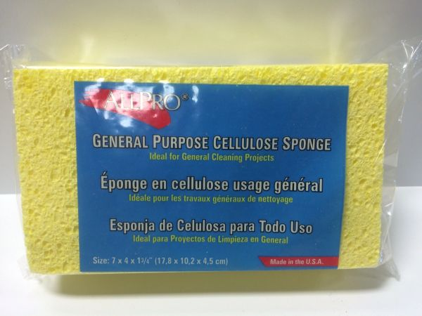 ALLPRO CELLULOSE SPONGUE 7''