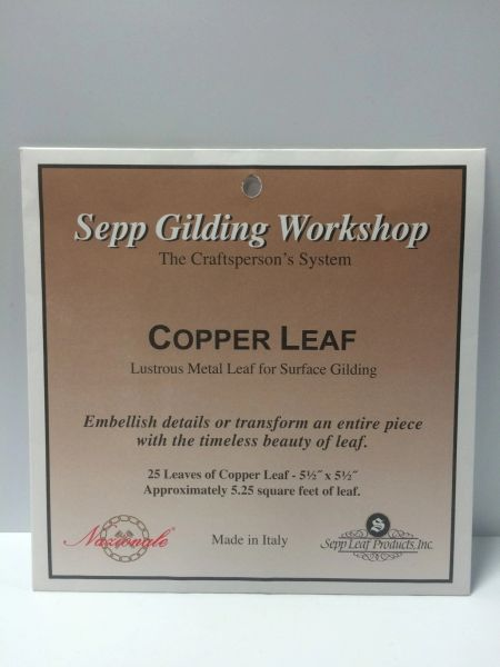 SEPP LEAF COPPER LEAF 25PK