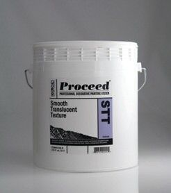 GOLDEN PROCEED SMOOTH TRANSLUCENT TEXTURE GALLON