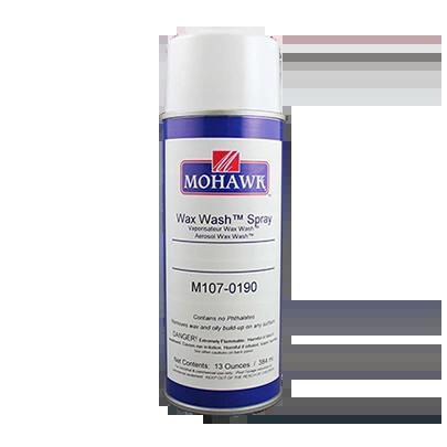 MOHAWK WAX WASH REMOVER AEROSOL CAN M107-0190