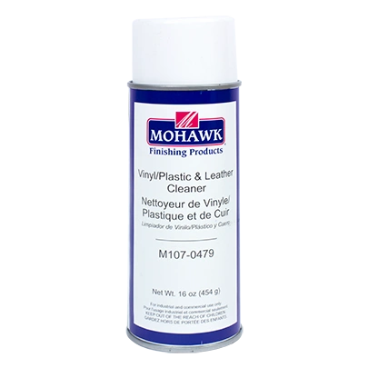 MOHAWK VINYL PLASTIC & LEATHER CLEANER AEROSOL CAN M107-0479