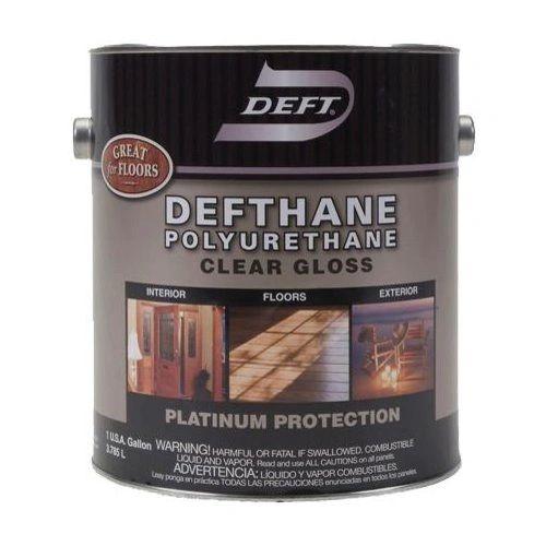 DEFT DEFTHANE POLYURETHANE GLOSS INT/EXT GALLON 02001