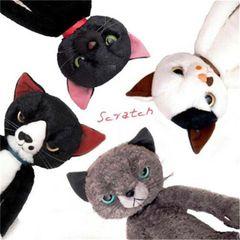Tamino Maita Scratch Cat Plush (Large)