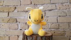 Dragonite plushie