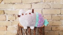 Mermaid Pusheen plushie