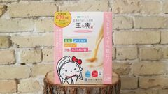 Tofu no Moritaya sheet mask