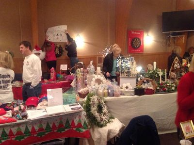 Craft Fair scene