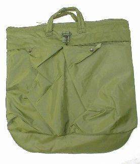101 OD GREEN FLYER'S HELMET BAG