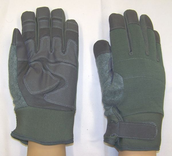 WC9715A WINTER MECHANICS GLOVE