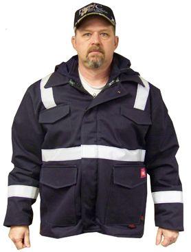 FR3 Winter Jacket w/zip in Liner