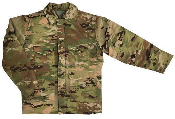 CQ196MC OCP INSULATED CHORE PARKA