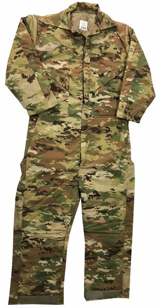 2308001SCO OCP/SCOPRION II INSULATED COVERALLS
