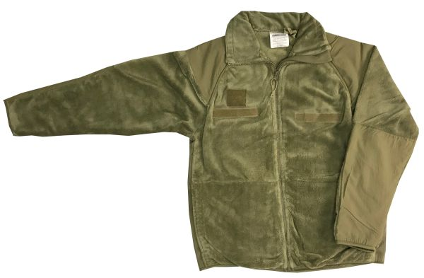 JACKET, FLEECE, GEN III LAYER 3, 499 COYOTE TAN, (ECWCS)