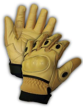 11009TAN Knuckle Buster Glove