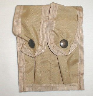 1408/1409 DOUBLE 9MM POUCH