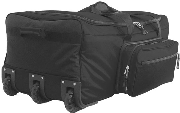 "9133BK 33"" Wheeled Duffle Monster Bag"
