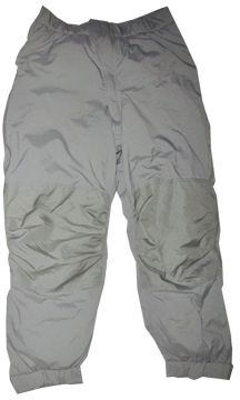 TROUSERS, GEN III LEVEL 7, EXTREME COLD WEATHER (ECWCS) URBAN GRAY