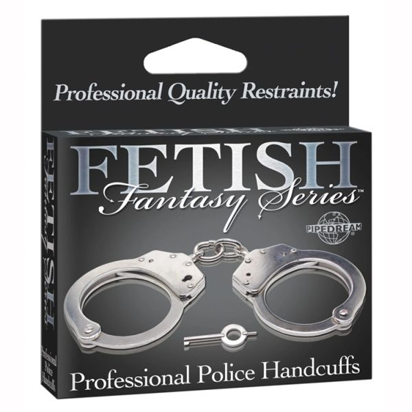 FETISH PROFESSIONAL POLICE HANDCUFFS