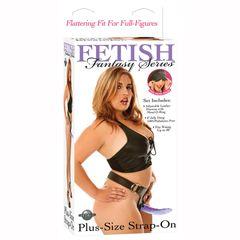 Plus-Size Strap-On FFS